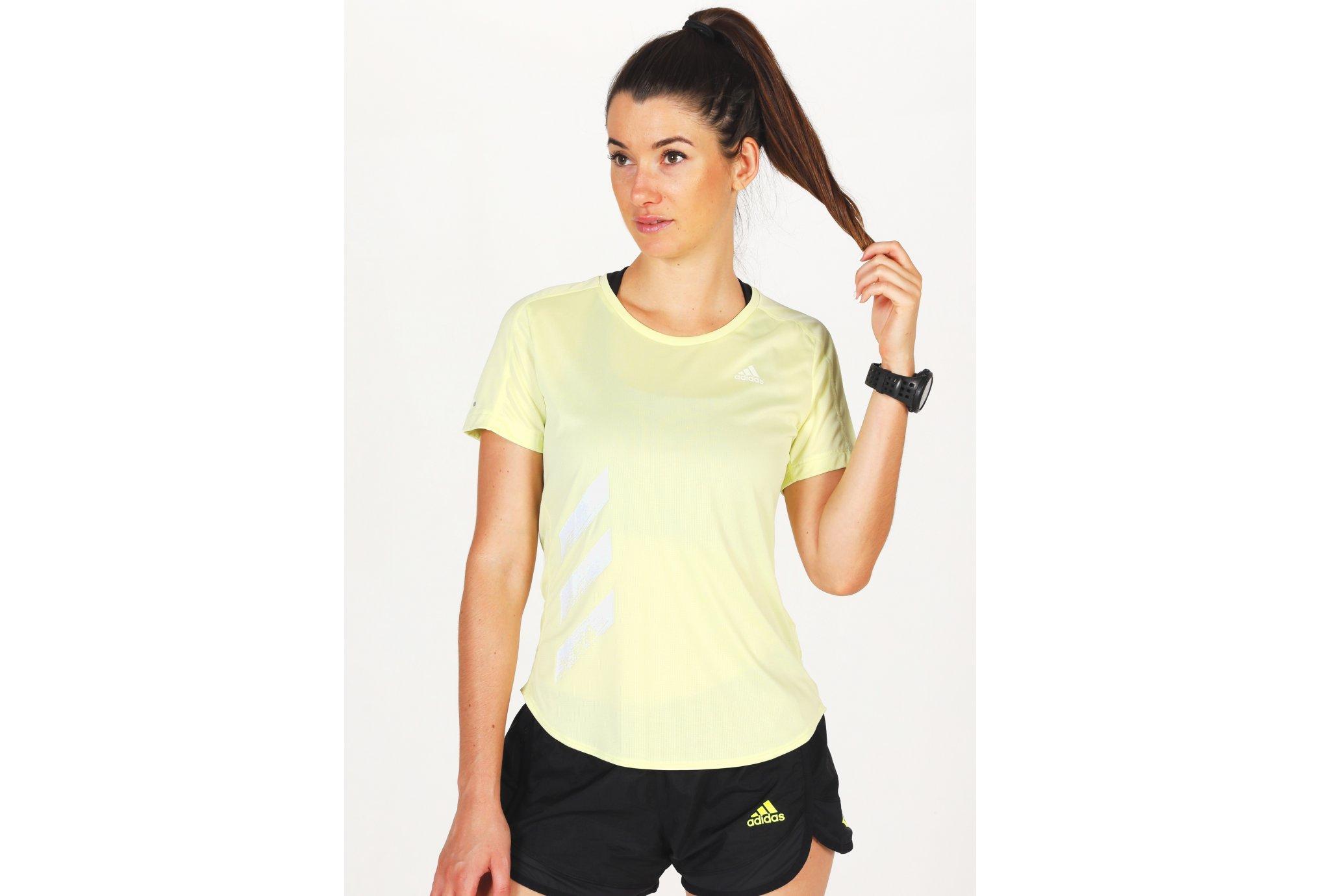 adidas Run It 3-Stripes Fast W vêtement running femme