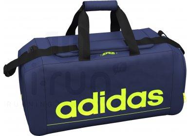 M Essential Adidas Linear Sac Pas Cher Bleu PkXwiTlOZu