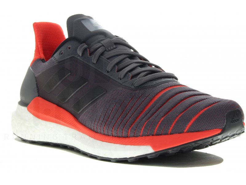e321b5e9ef99 adidas Solar Glide M - Chaussures homme Route   chemin