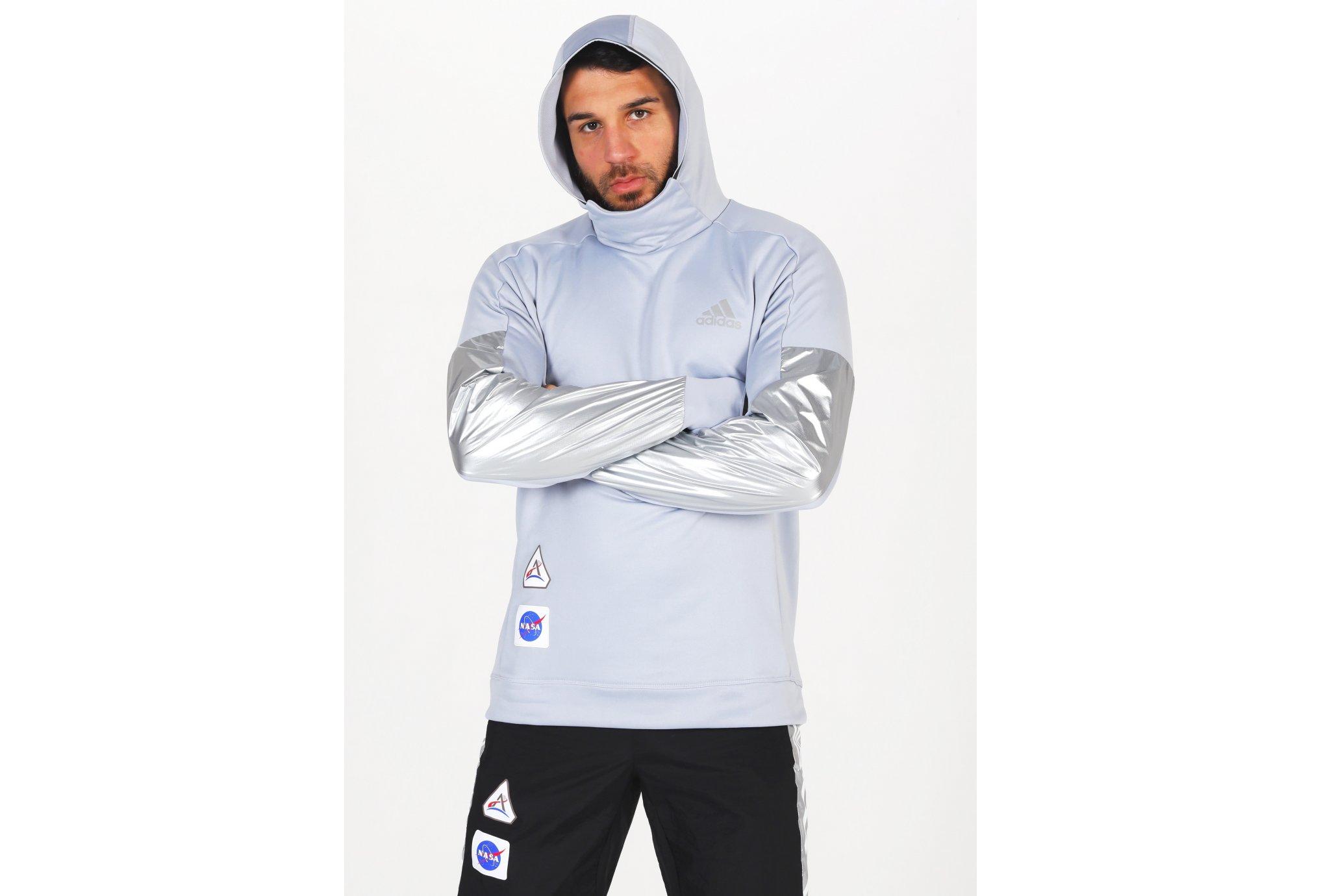 adidas Space Race Primegreen M Diététique Vêtements homme