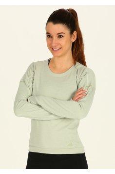 Sweat adidas femme  la sélection pull running femme adidas pas cher d99da2552ca