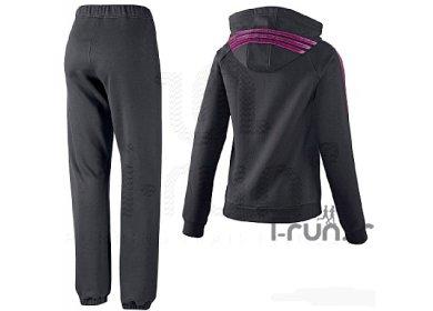 adidas Survêtement Emma Suit W pas cher - Vêtements femme adidas ... b2e554cbfcb