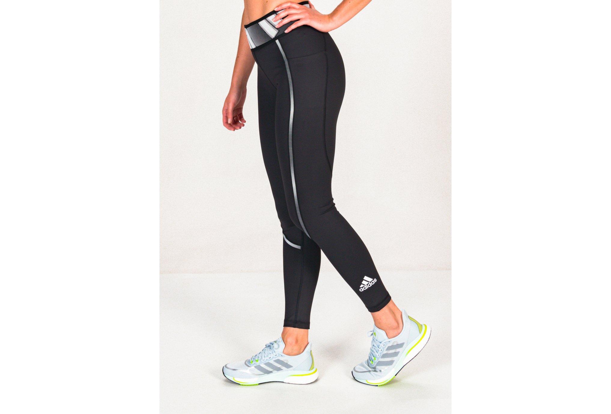 adidas Techfit Adilife Primegreen W vêtement running femme