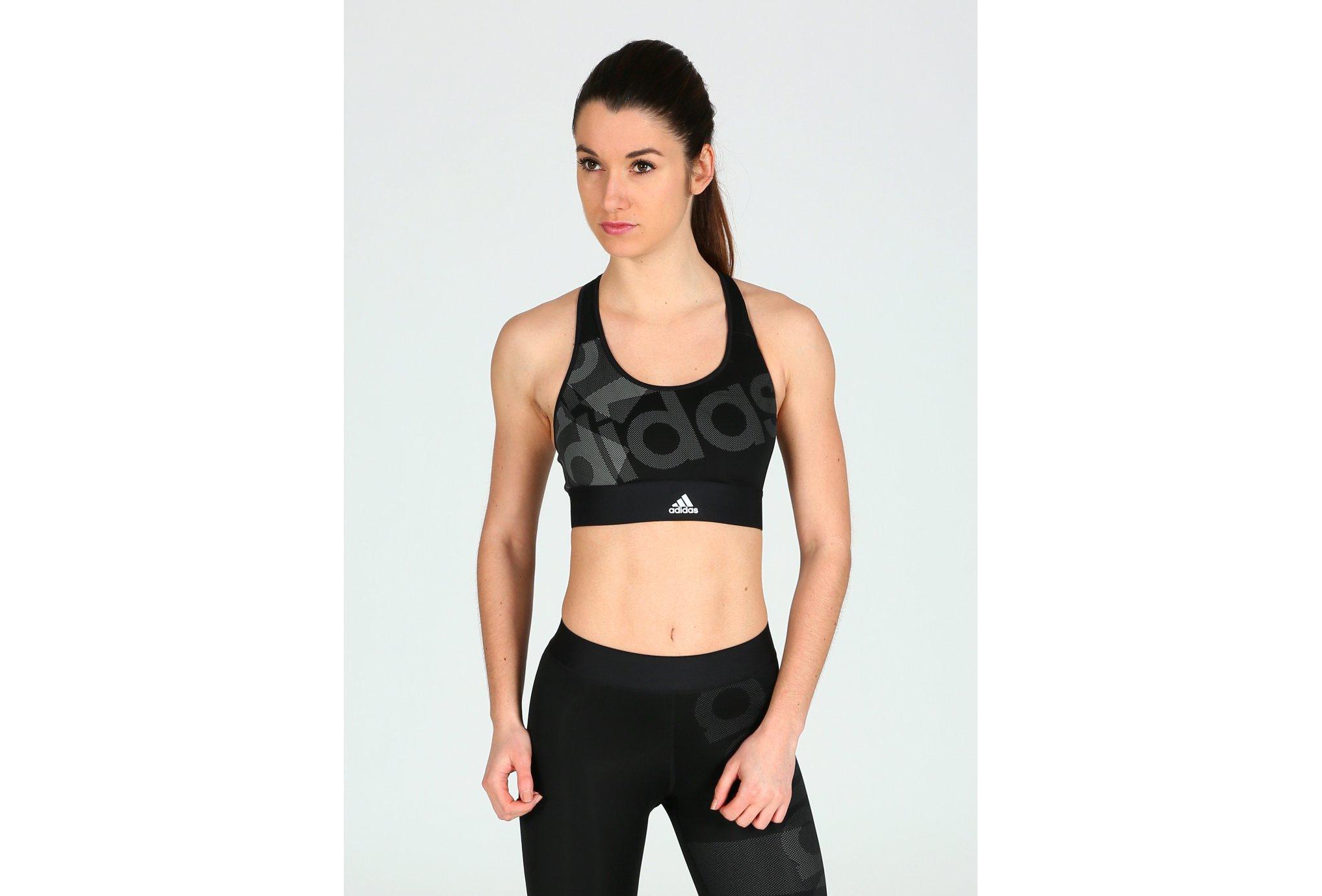 adidas Techfit Badge Of Sport Diététique Vêtements femme