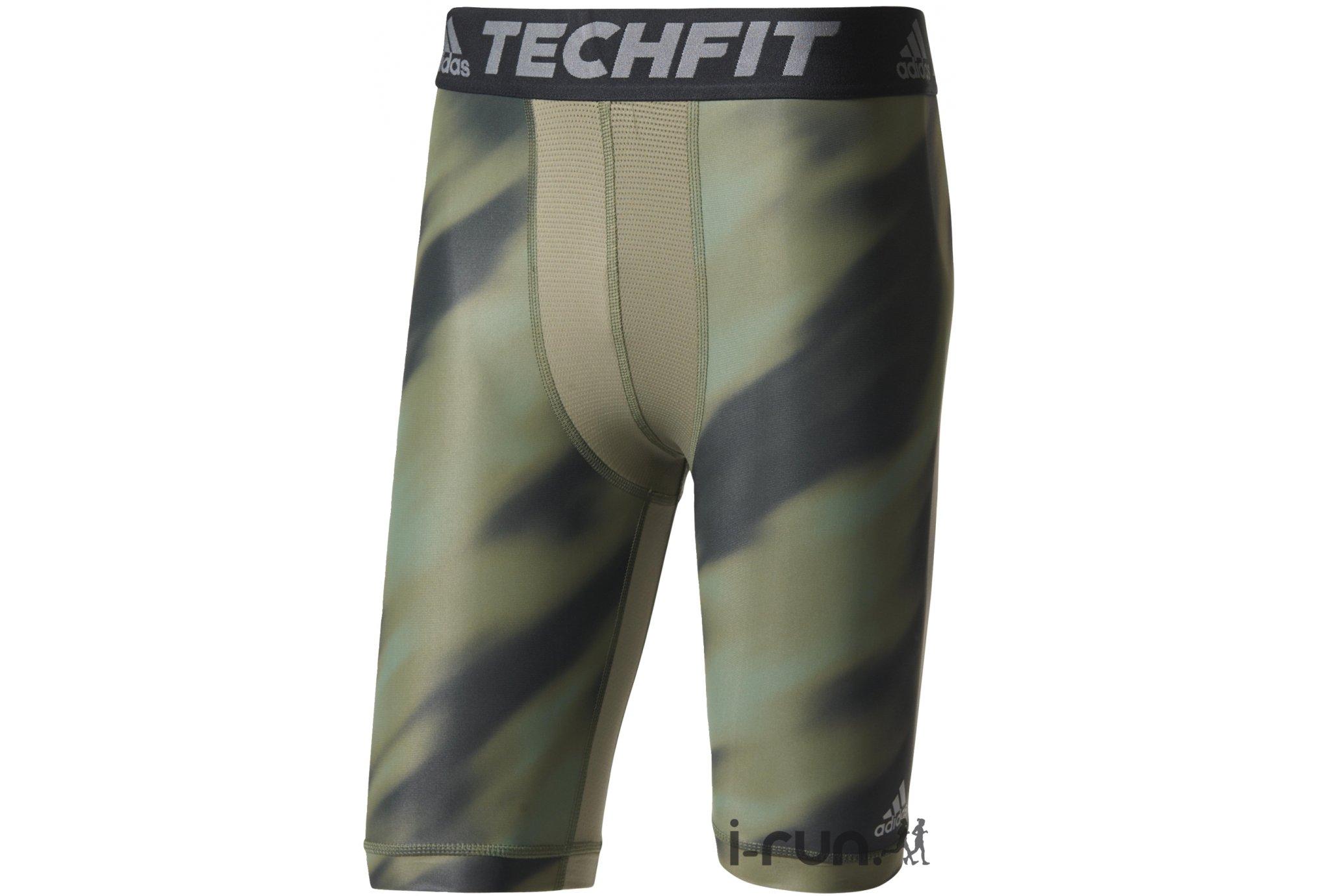 adidas Techfit Chill Graphic M vêtement running homme