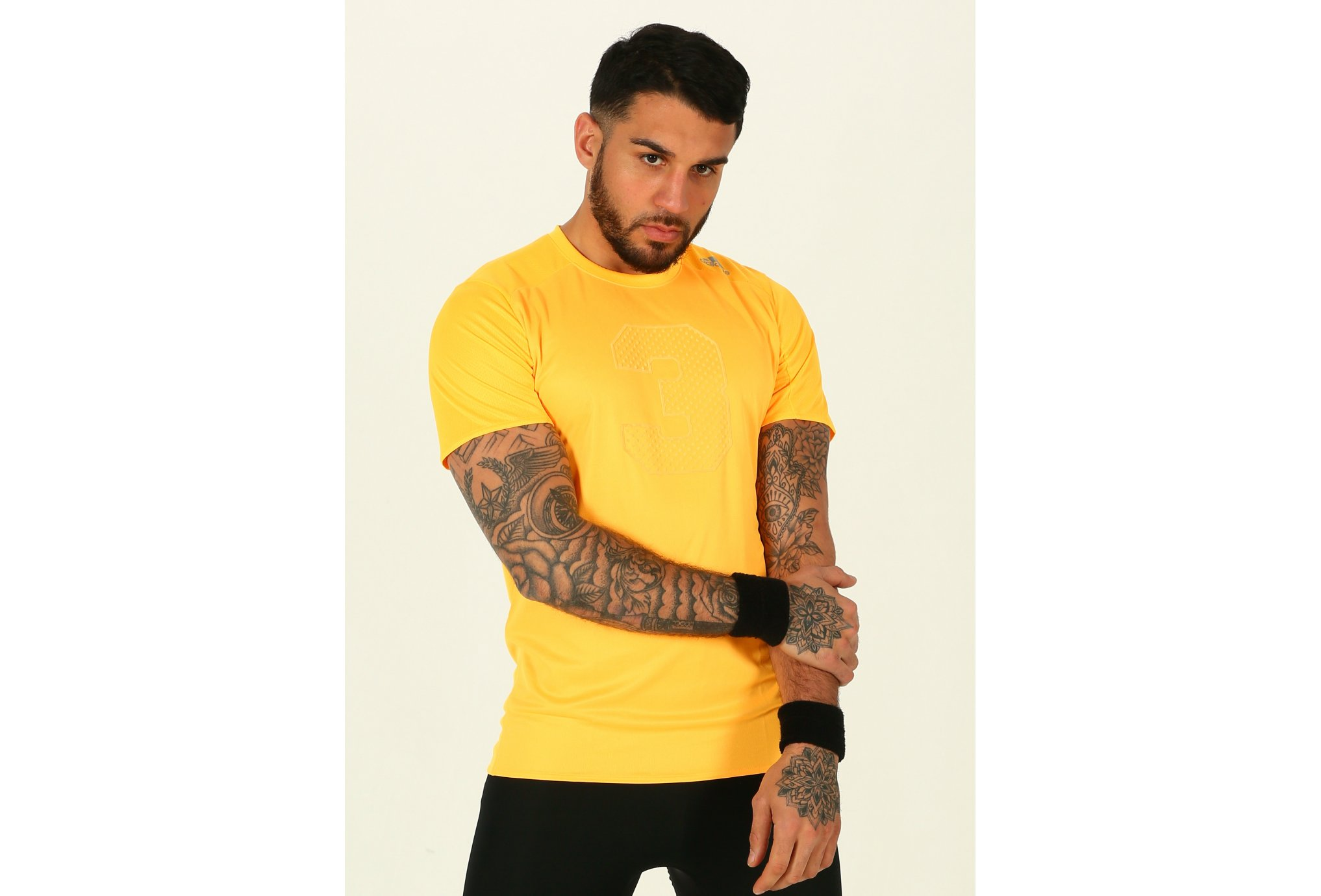 adidas Tee-Shirt Response Graphic M vêtement running homme