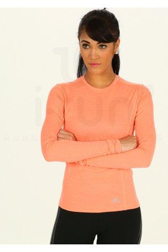 adidas Tee-Shirt Supernova W pas cher - Vêtements femme running ... 7293df08d57