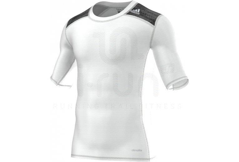 Adidas Adidas Camiseta Techfit Camiseta Base Base Camiseta Techfit Base Adidas Techfit YbgmIf76yv