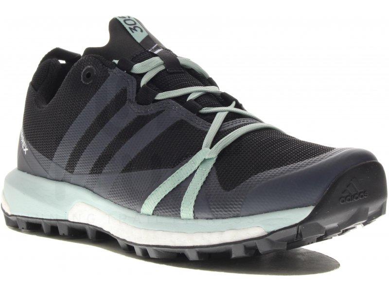 adidas Terrex Agravic Gore tex W pas cher Chaussures running femme