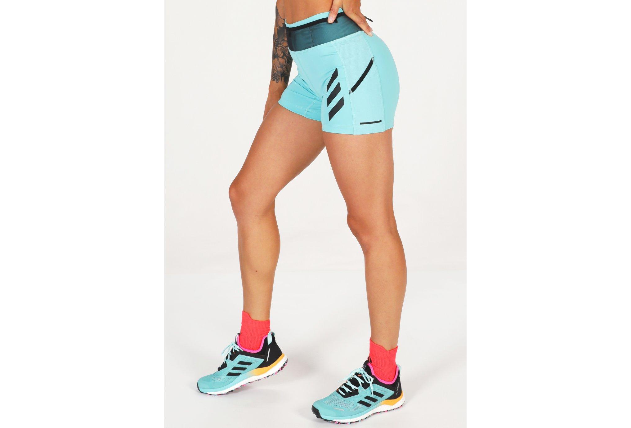 adidas Terrex Agravic Pro Primegreen W vêtement running femme