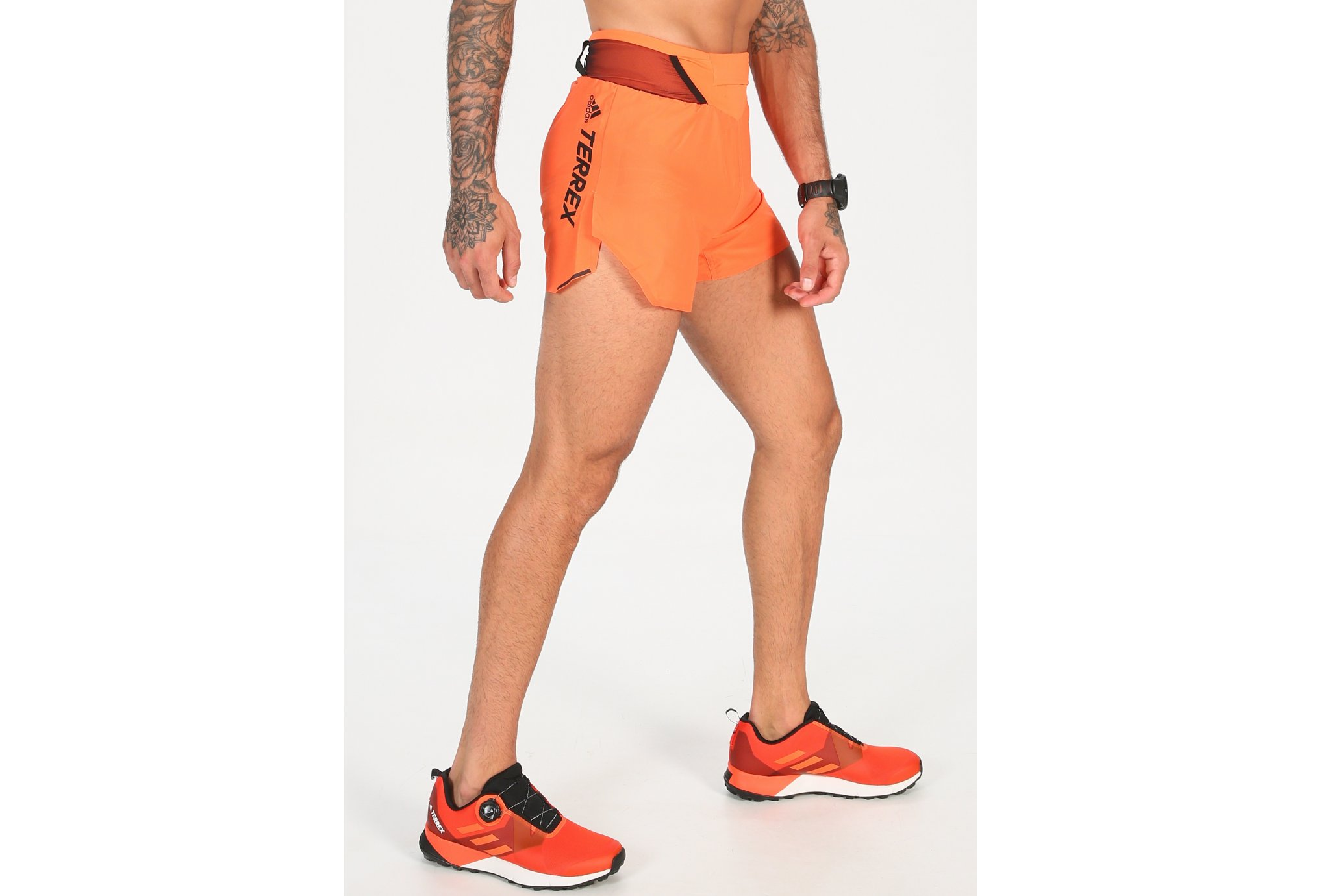 adidas Terrex Agravic Split M vêtement running homme