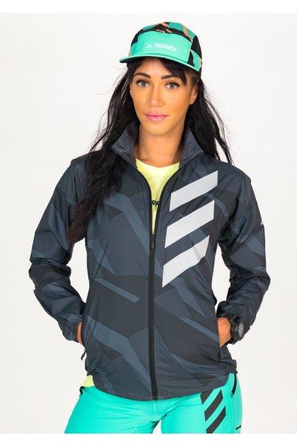 adidas chaqueta Terrex Agravic WIND.RDY Primeblue