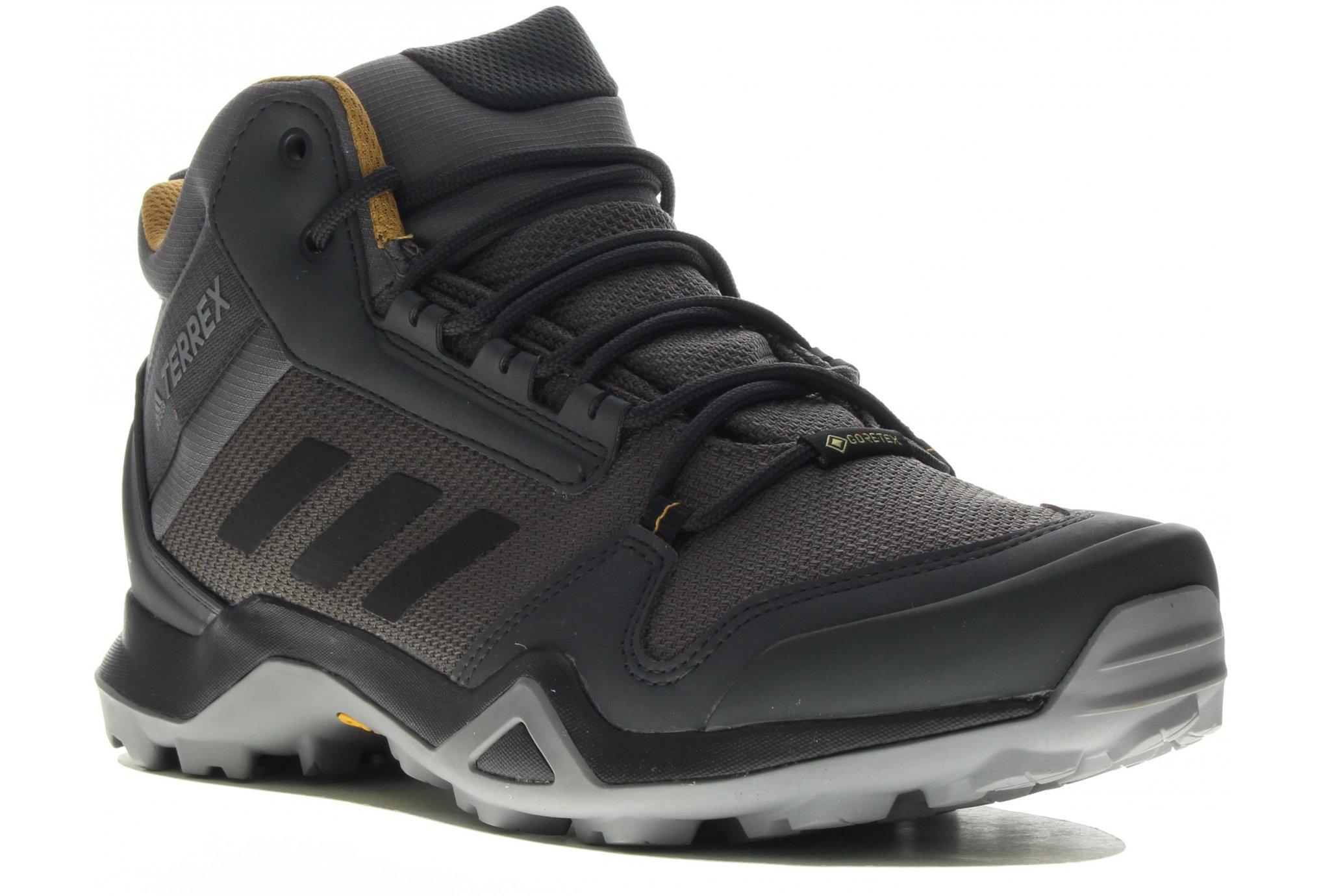 Volcánico Crudo Articulación  Adidas Terrex AX3: Características - Zapatillas trekking | Runnea