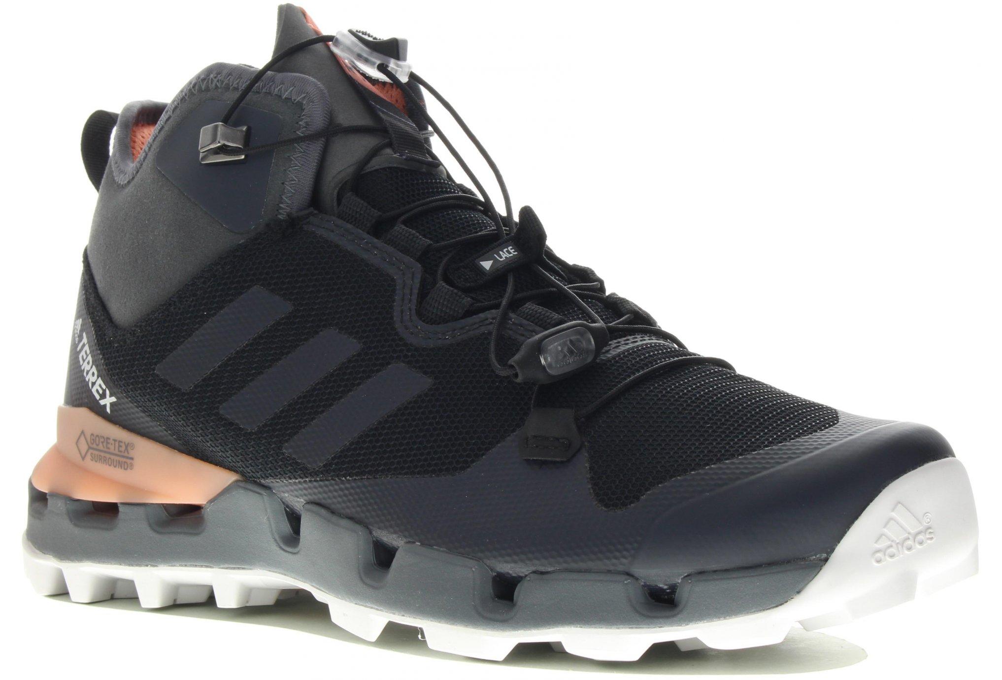 adidas Terrex Fast Mid Gore-Tex-Surround W Chaussures running femme