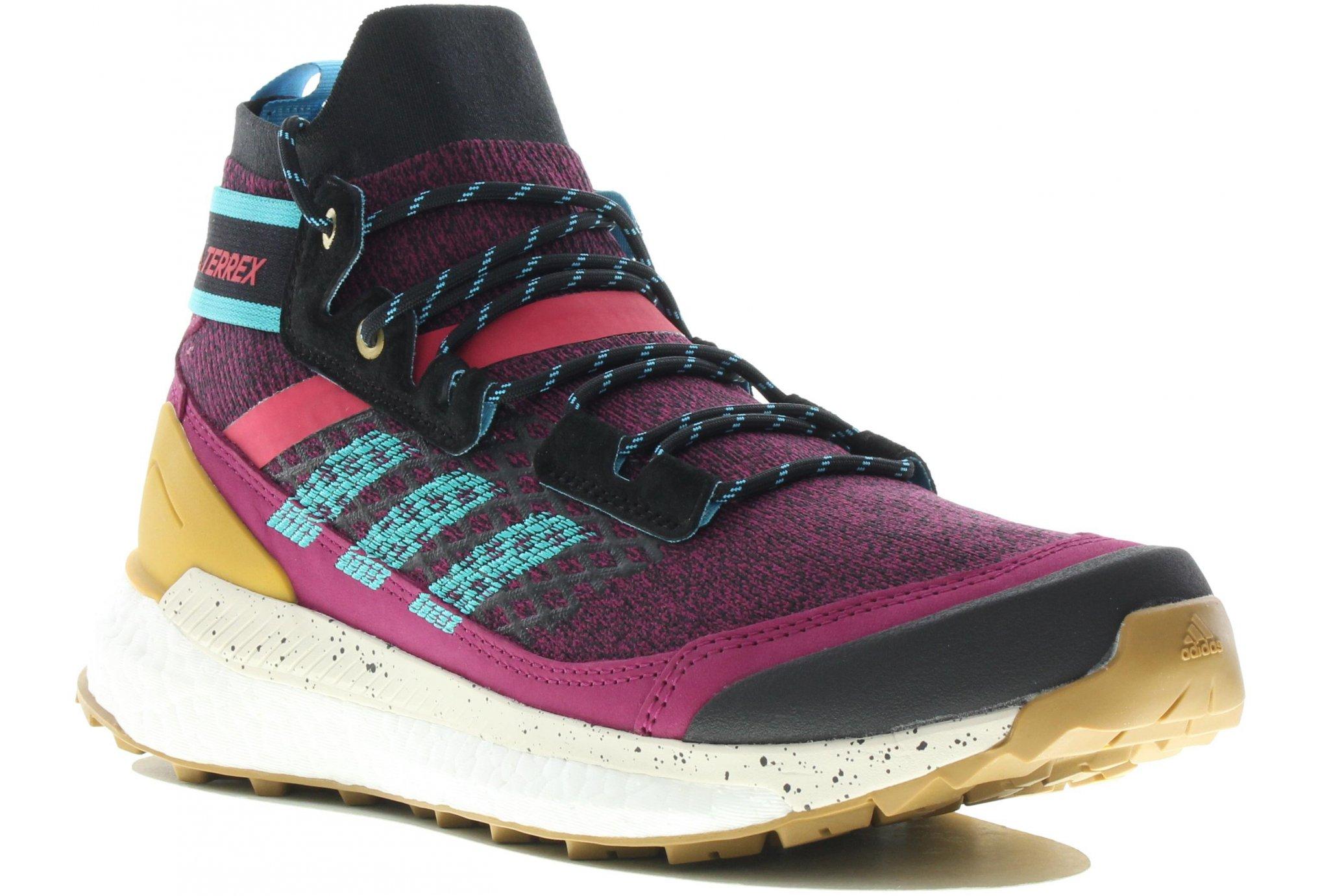 adidas Terrex Free Hiker Blue Chaussures running femme