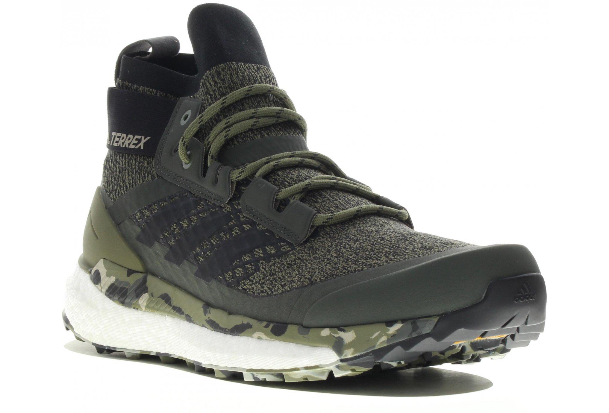 zapatillas de trekking hombre adidas