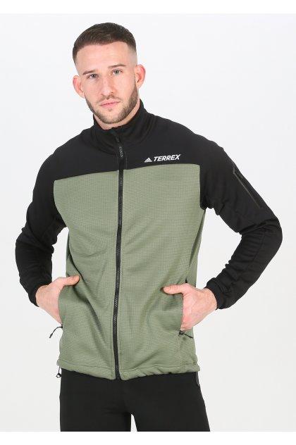 adidas chaqueta Terrex Stockhorn Fleece