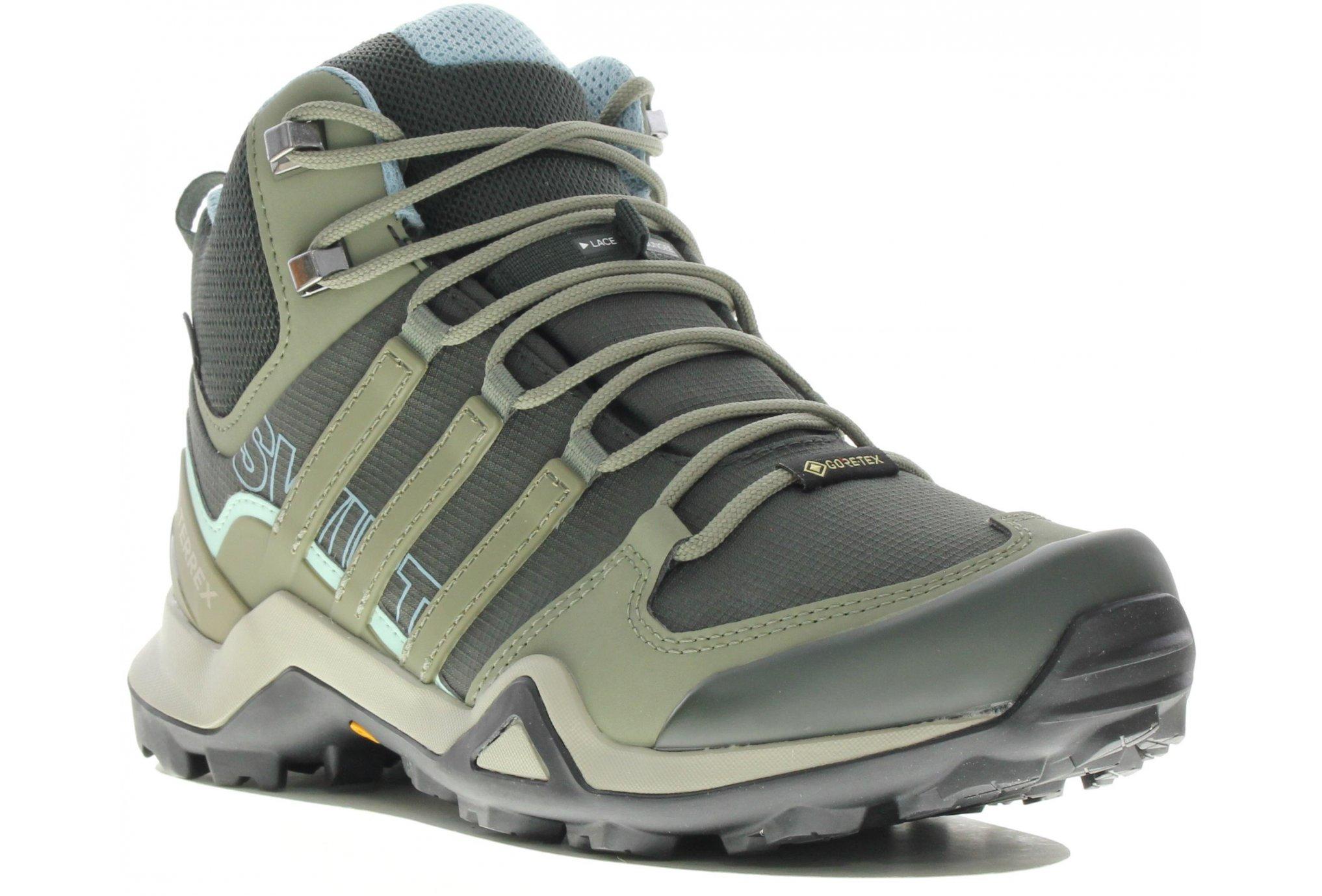 adidas Terrex Swift R2 Mid Gore-Tex W Chaussures running femme