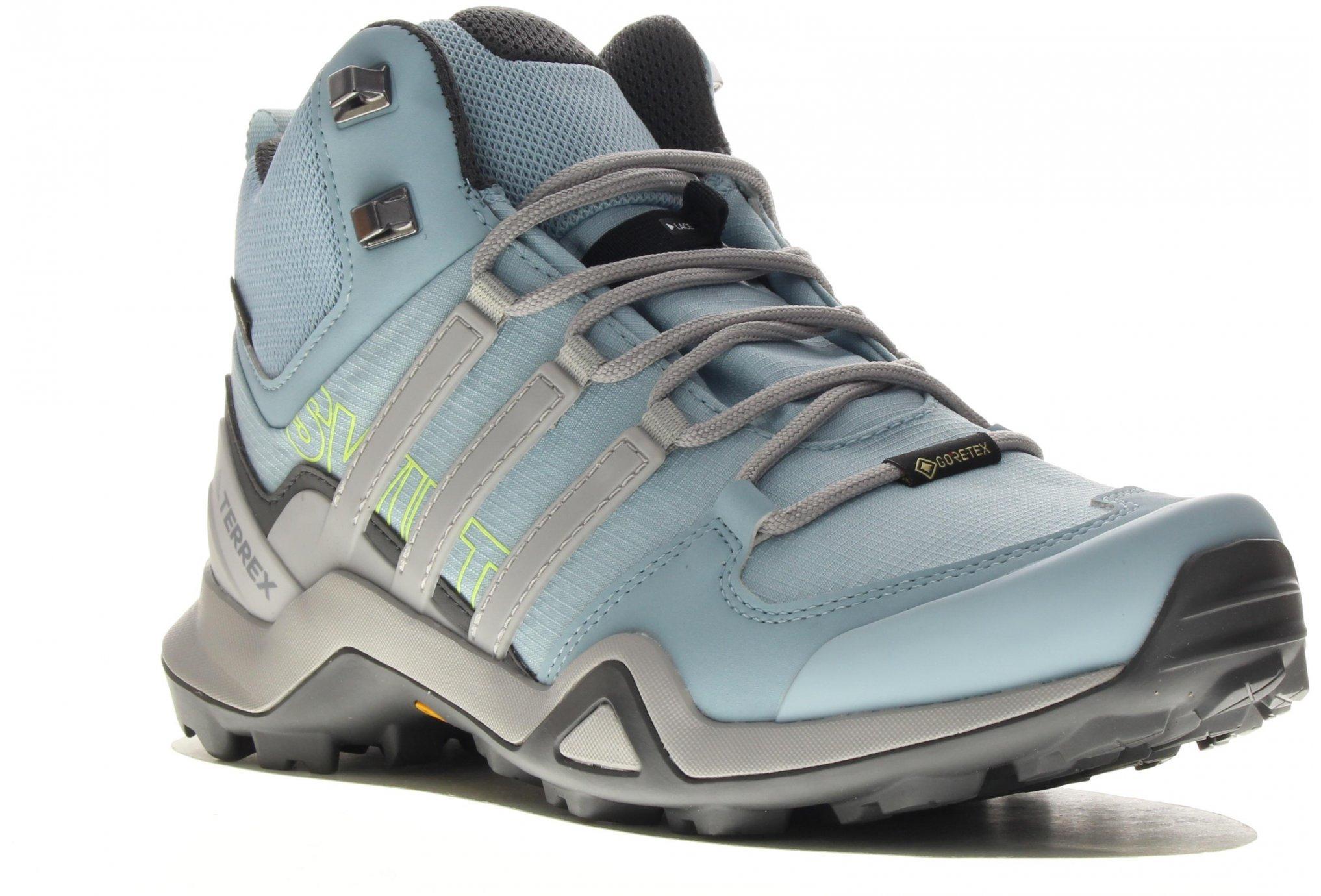 Adidas Terrex swift r2 mid gore-Tex w diététique chaussures femme