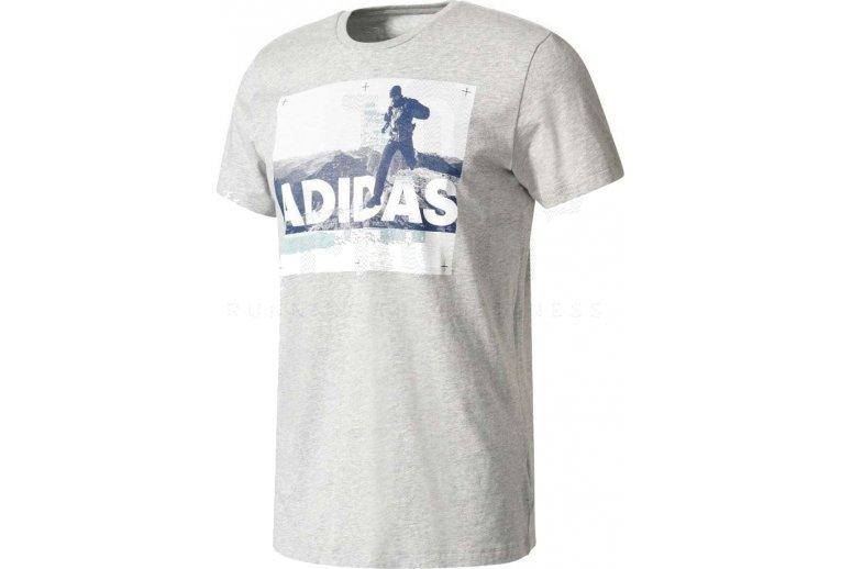 Objeción egipcio girar  adidas Camiseta manga corta Terrex Trail Run en promoción | Hombre Ropa Camisetas  adidas