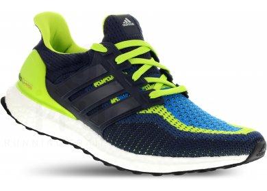 c31dbe8e02ce47 adidas Ultra Boost M homme Bleu marine pas cher