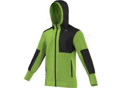 Hydro Veste Running Adidas Climaheat M Vêtements Homme Vestes htsQrdCx