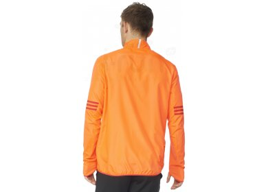 adidas Response Wind M homme Orange pas cher