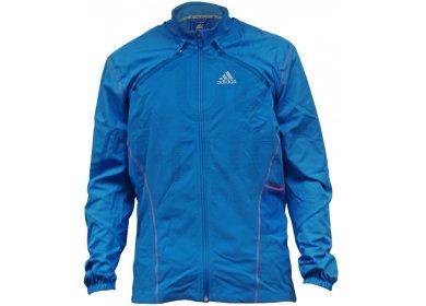 adidas veste running homme