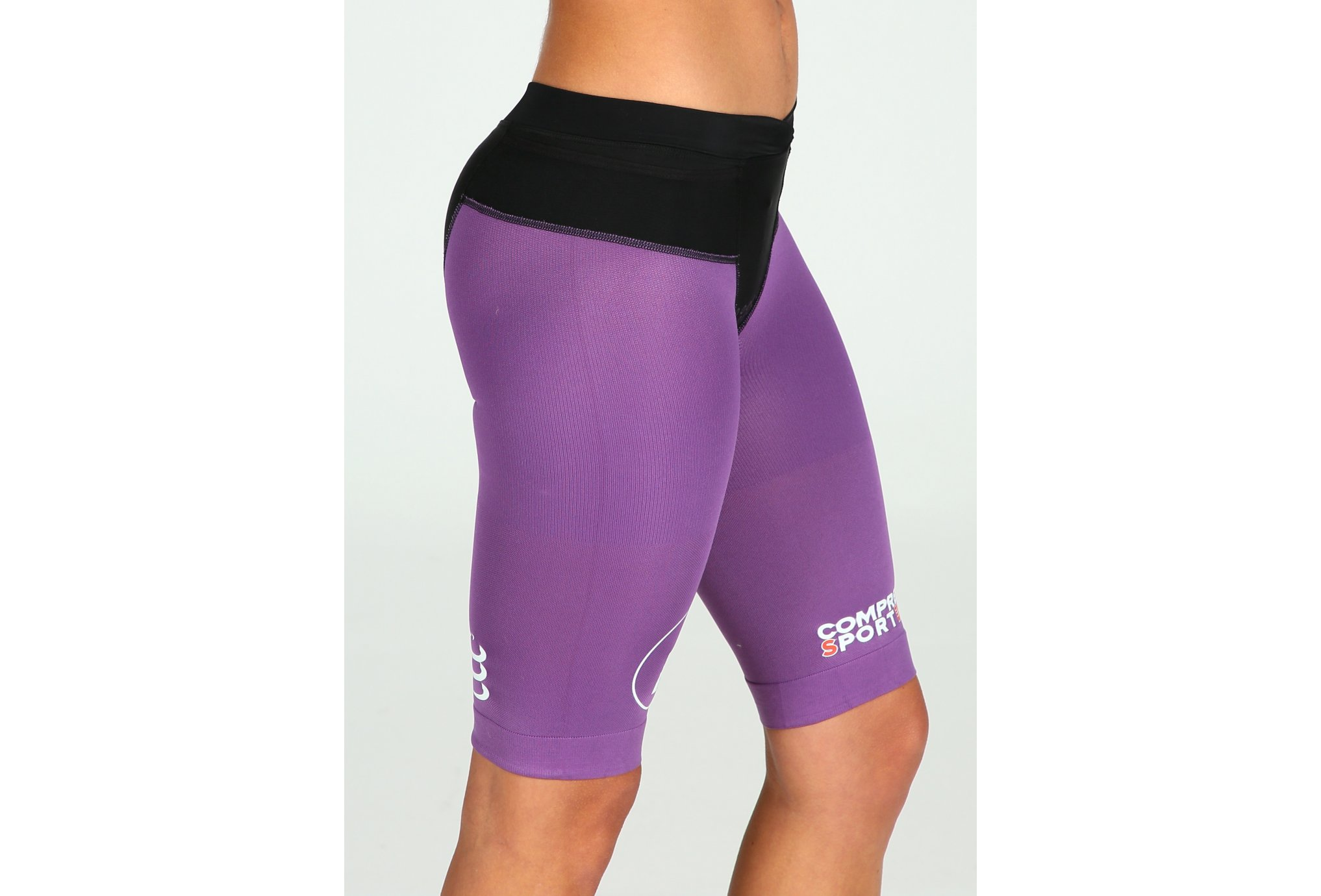 Compressport Short Ironman TR3 Brutal W vêtement running femme