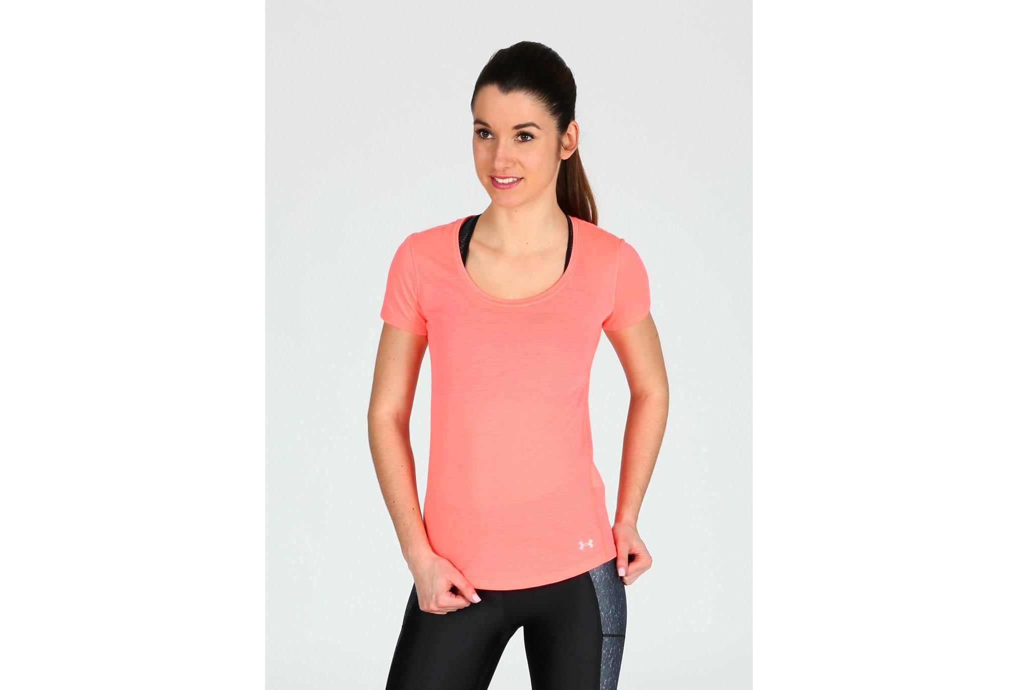 Under Armour Tee-shirt Streaker Run W Diététique Vêtements femme