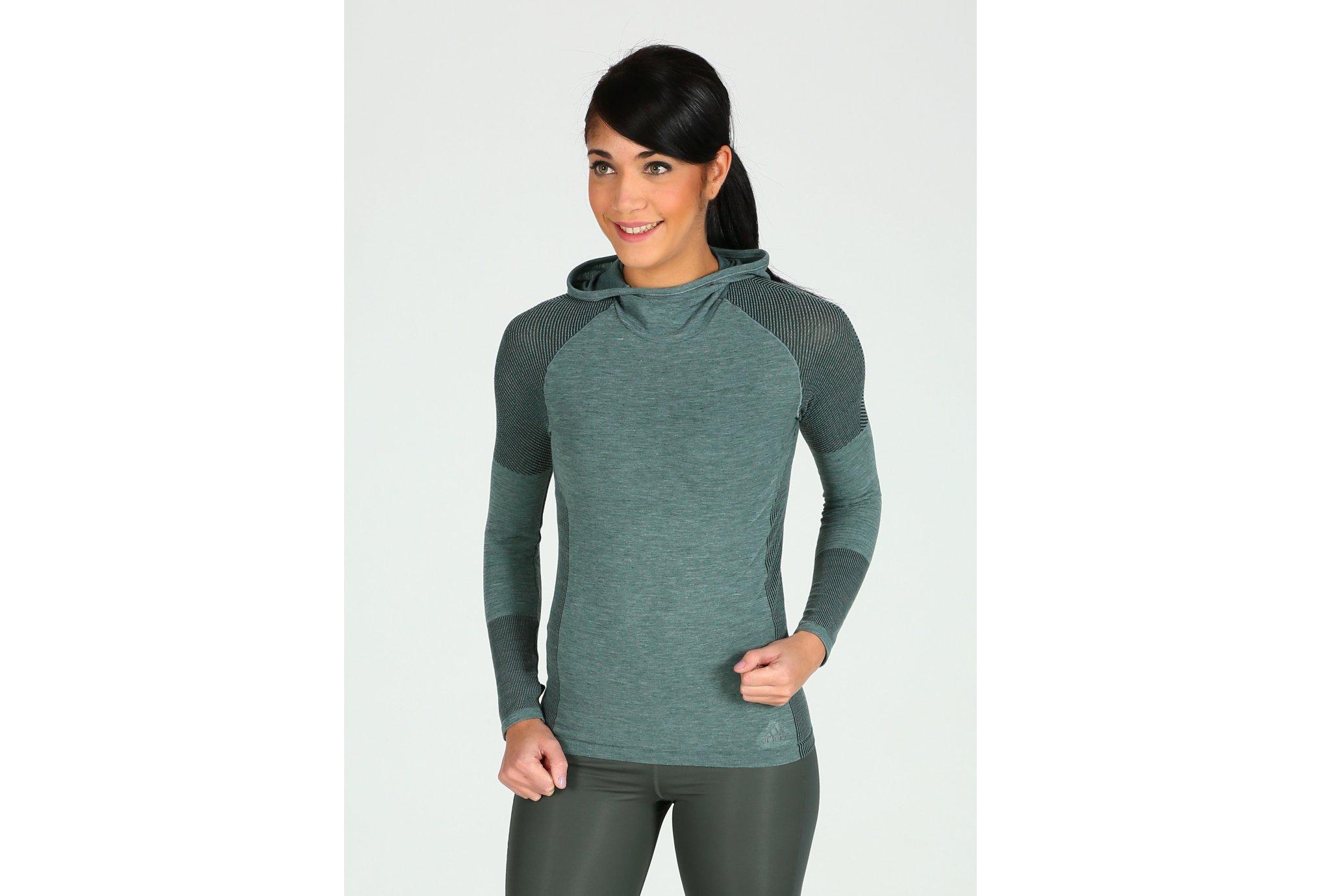 Adidas Primeknit wool w vêtement running femme
