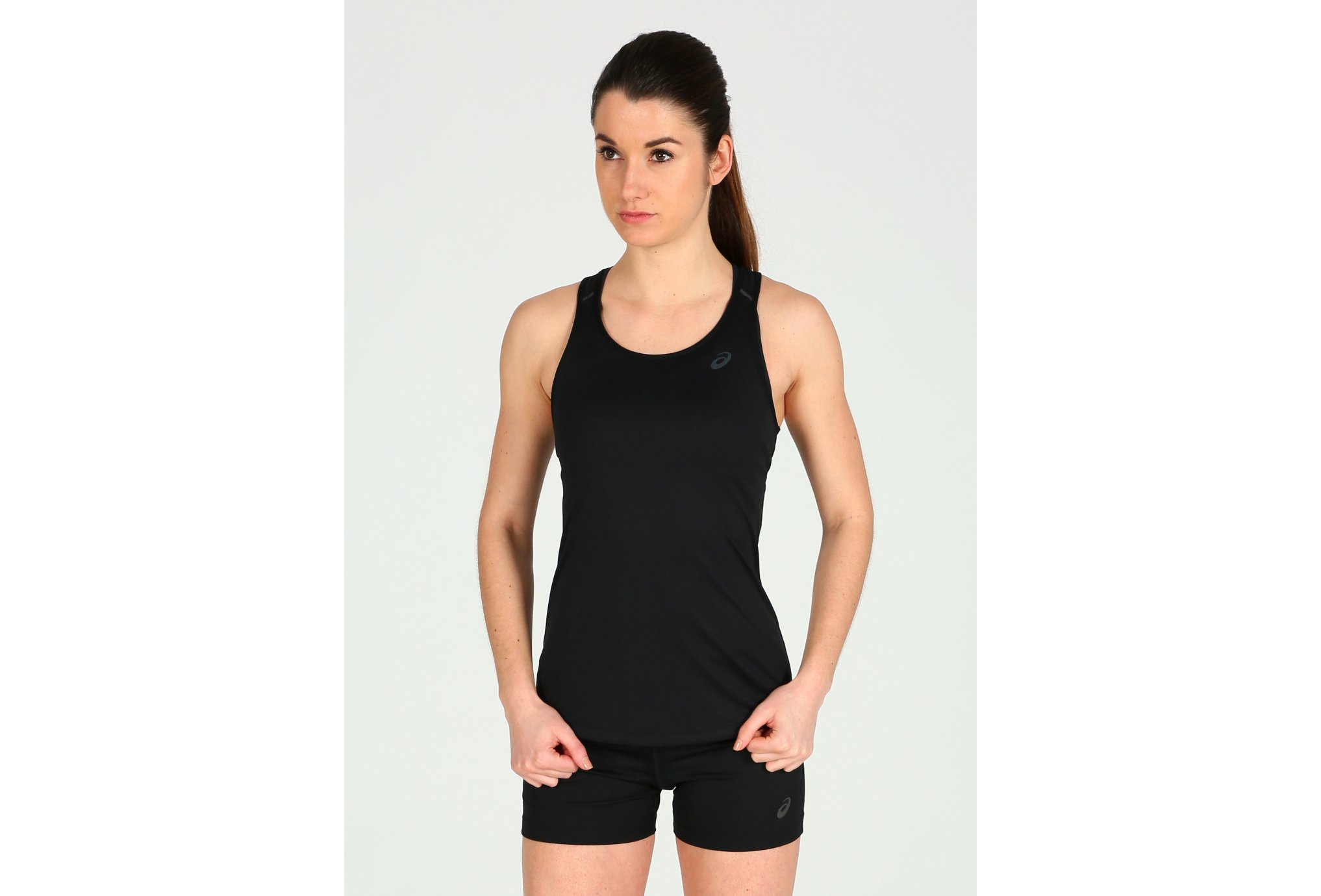 Asics Open Back Tank W vêtement running femme