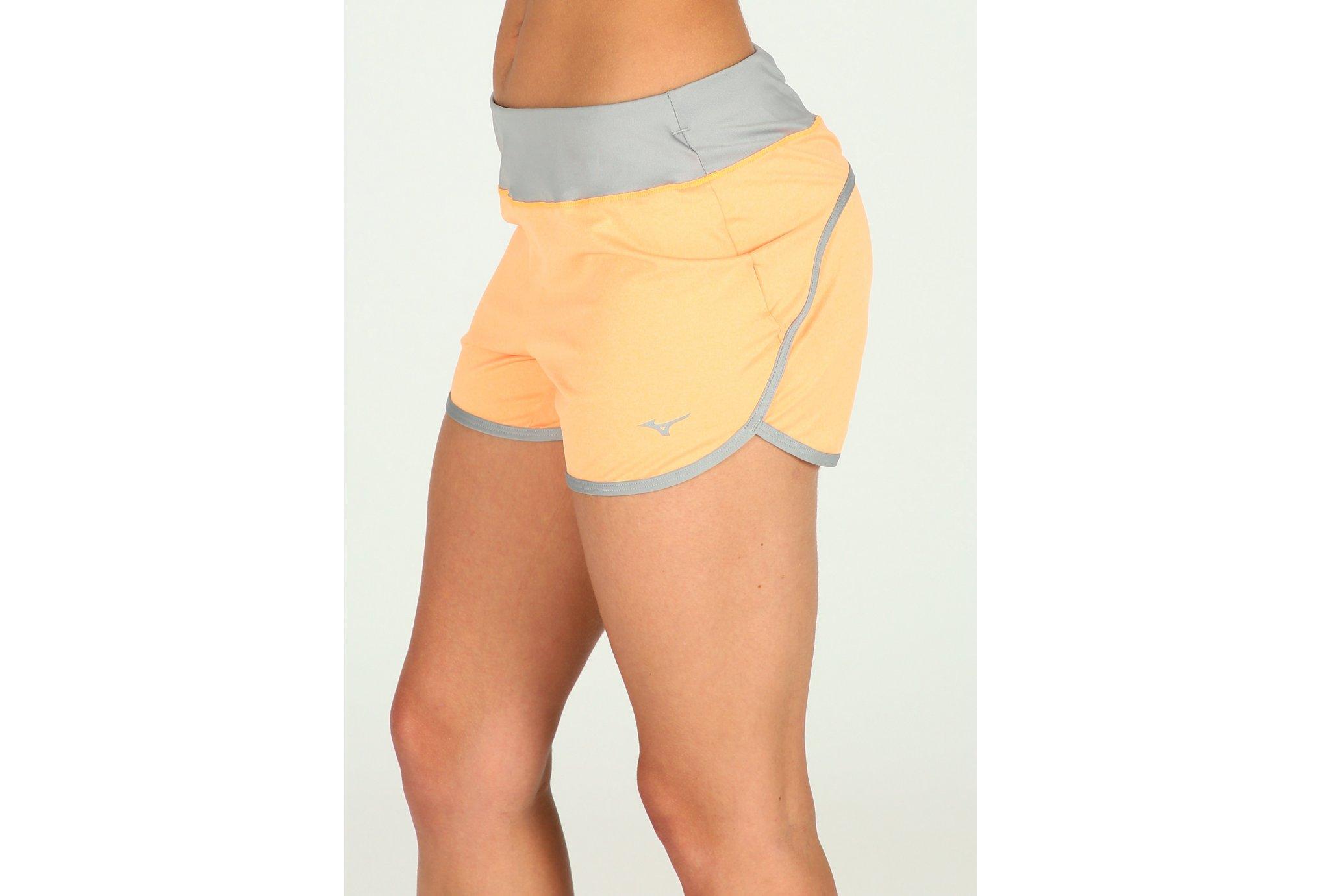 Mizuno Short Active W vêtement running femme