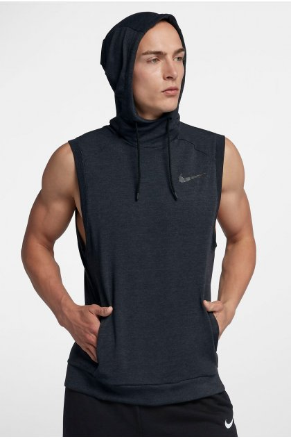 Nike Sudadera sin mangas Dry Hoodie