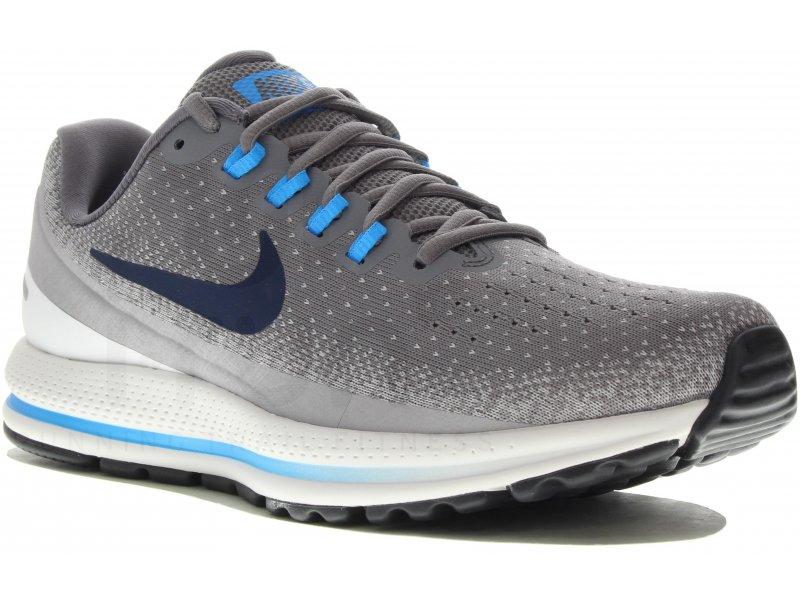 Nike Air Zoom Vomero 13 M homme Gris/argent pas cher