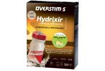 OVERSTIMS Hydrixir Longue Distance 12 sachets - Citron/citron vert