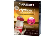 OVERSTIMS Hydrixir Longue Distance 12 sachets - Fruits rouges