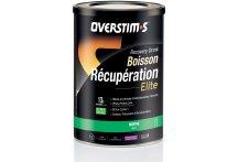 OVERSTIMS Boisson Récupération Élite 420g - Menthe