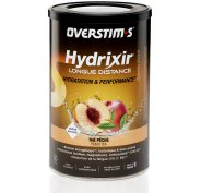 OVERSTIMS Hydrixir Longue Distance 600g - Thé pêche