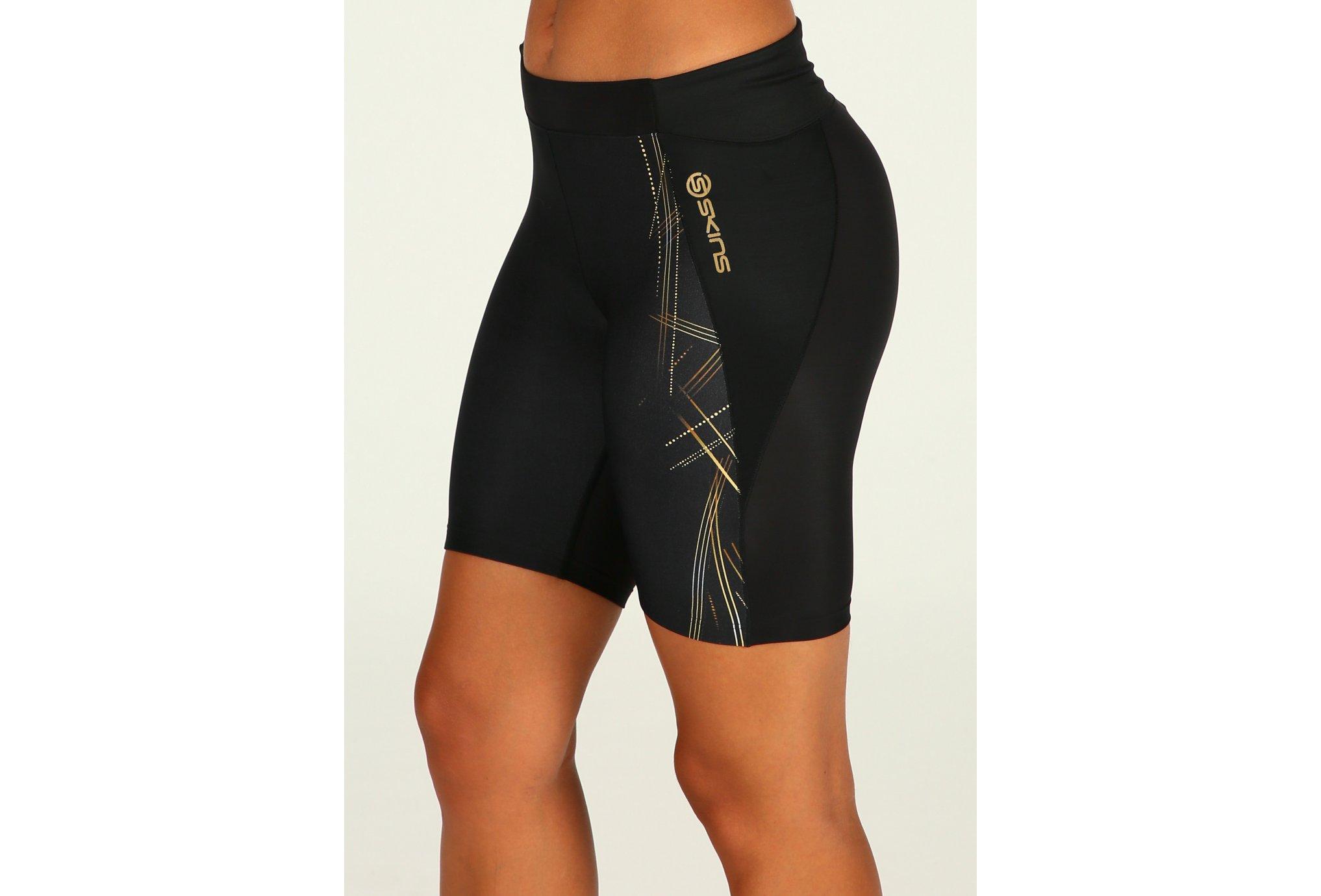 Skins Short A400 Active W vêtement running femme