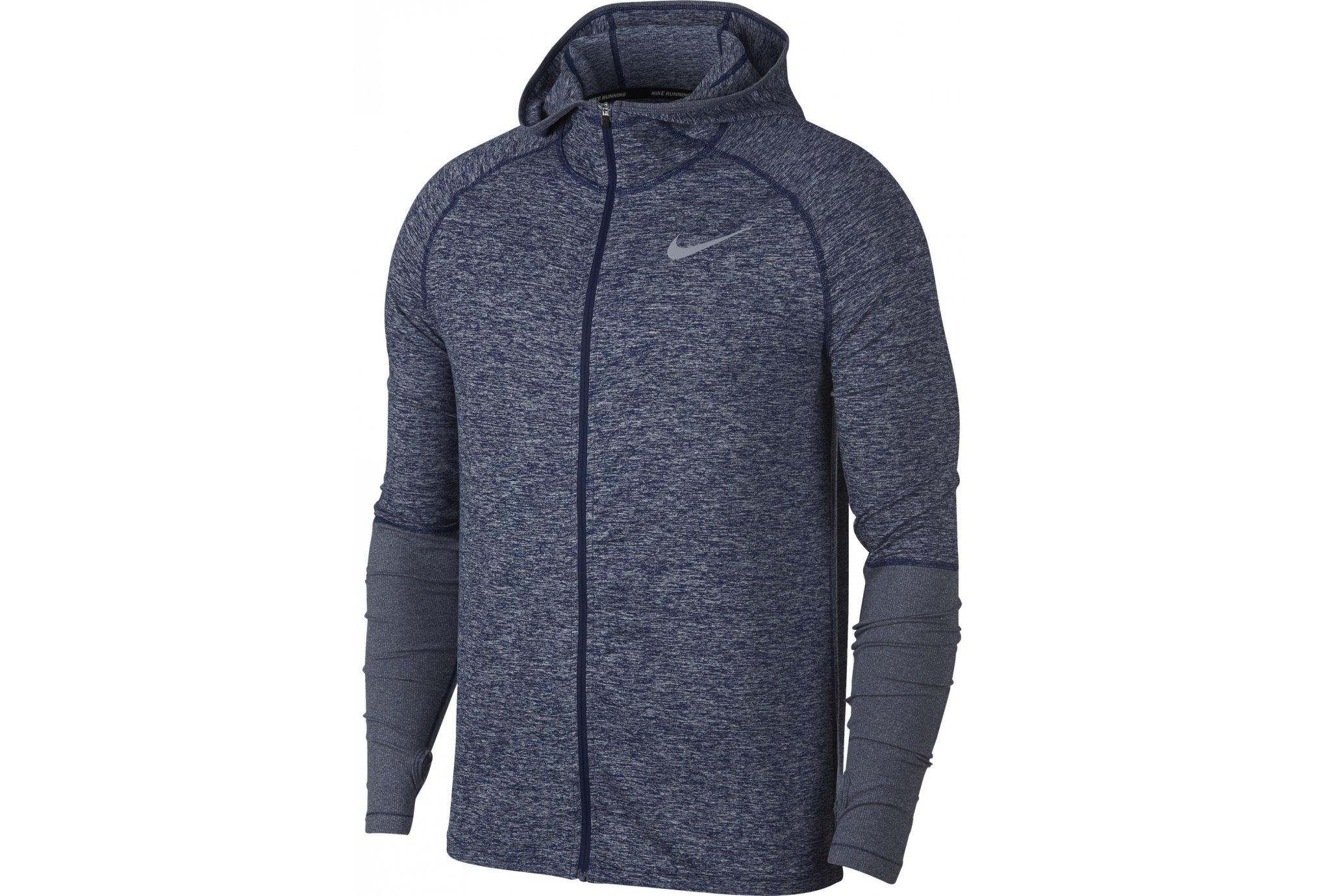 Nike Element Full Zip M vêtement running homme