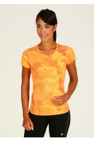 Asics Tee-Shirt Allover Graphic Top W