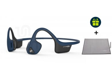 Aftershokz Pack Trekz Air et serviette microfibre offerte