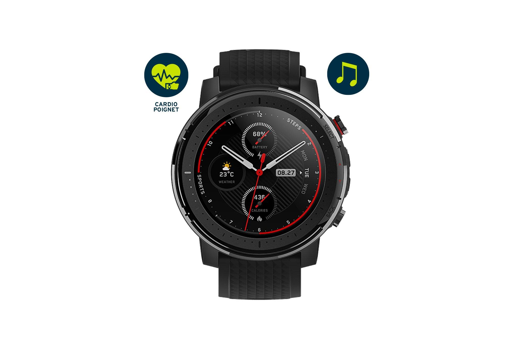 Amazfit Stratos 3 Cardio-Gps
