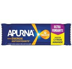 Apurna Barre énergétique - Citron/Amande