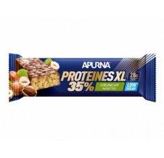 Apurna Barre Protéinée - Crunchy  Noisettes
