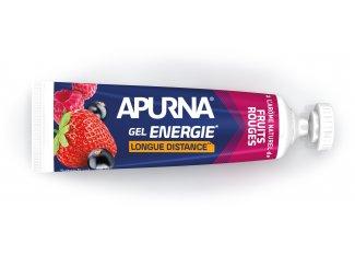 Apurna Gel energético larga distancia-Frutos rojos