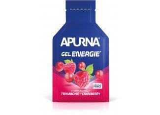 Apurna Sobre Gel energético Frambuesa-Cranberry