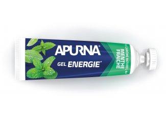 Apurna Gel energético-Menta fresca