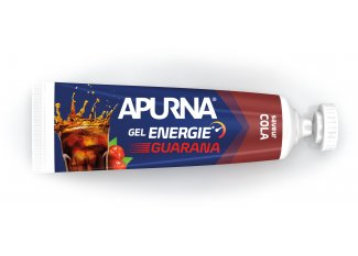 Apurna Gel energético Guaraná-Cola